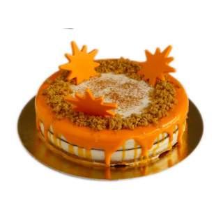 Tarta de Calabaza y Mascarpone