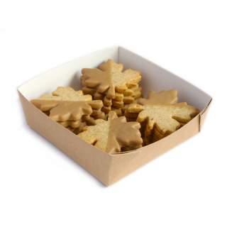 Caja Regalo de Nuez Pecana y Chocolate 20 uds.