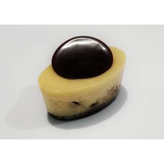 Pastel Queso y Chocolate